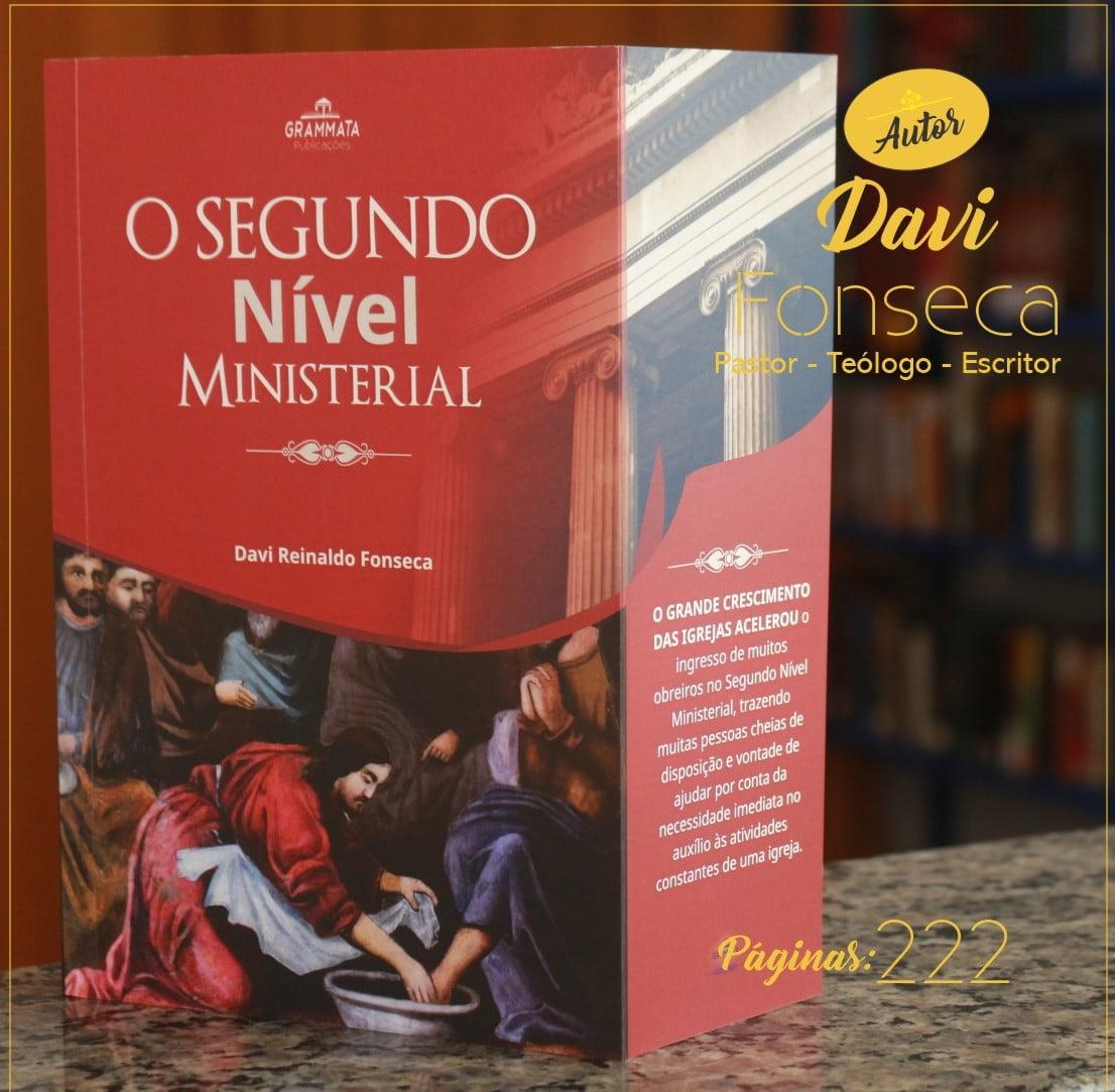 O SUNDO NÍVEL MINISTERIAL  - Davi Reinaldo Fonseca - GRAMMATA PUBLICAÇÕES