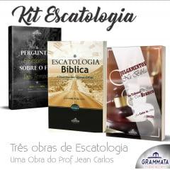 Kit Escatológico com 3 grandes obras
