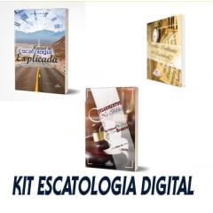 KIT ESPECIAL ESCATOLOGIA BÍBLICA - 3 OBRAS DIGITAIS