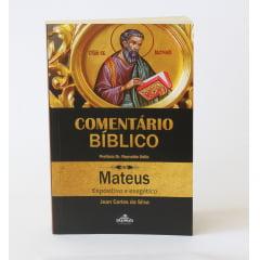 Comentário Exegético e expositivo de Mateus