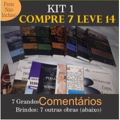 SUPER KIT 1 DA GRAMMATA - Compre 7 LEVE 14 + Taxa de frete